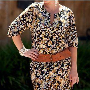 Tracy Negoshian | Dawn Homeycomb Dress